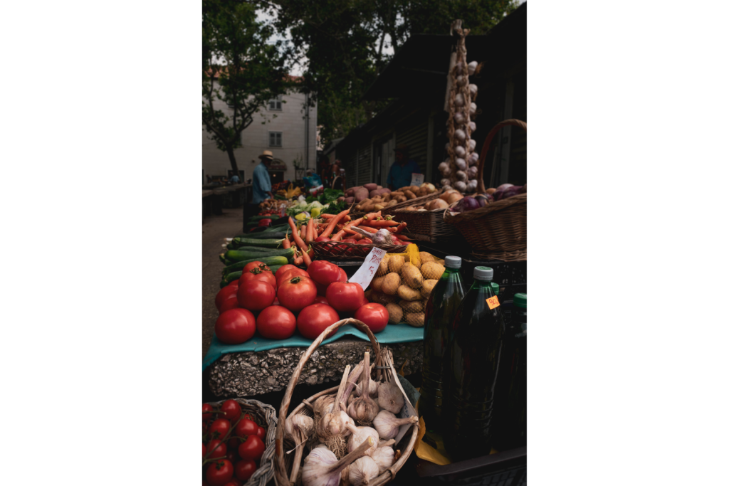 photographie-LumixGX80-split-croatie-marché