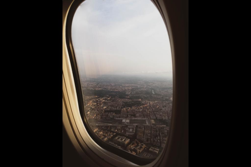 Photographie-avion-Rome-LumixGX80